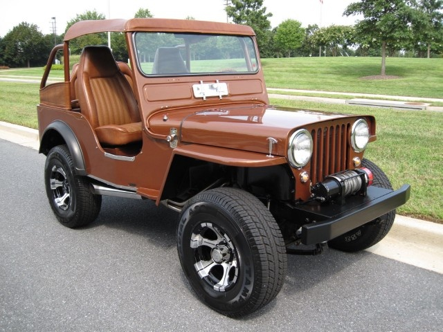1951 Willys Jeep 4X4