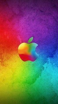 Apple w ciepłych barwach
