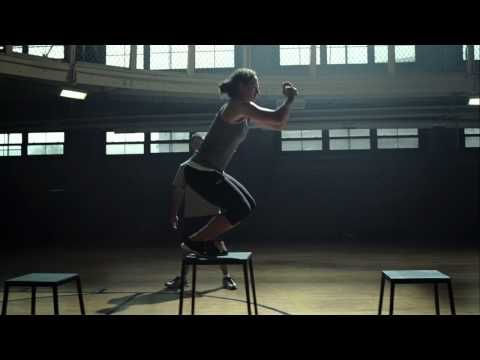 Under Armour Protect This House. This commercial makes me workout even harder.