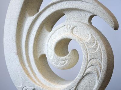 °Spiral art by Bino Smith