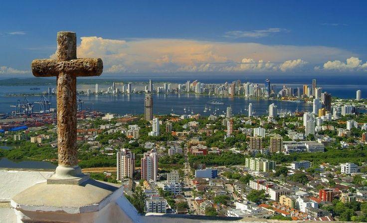 Картахена, Колумбия - ПоЗиТиФфЧиК - сайт позитивного настроения!
