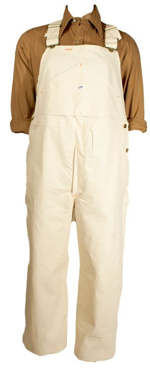 1950s Lee Painters Overalls NOS at ballyhoovintage.com