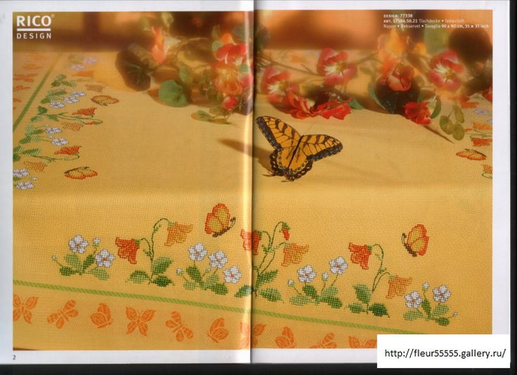 Gallery.ru / Фото #2 - Rico 84, 85, 86, 87, 88, 89, 90,91 - Fleur55555
