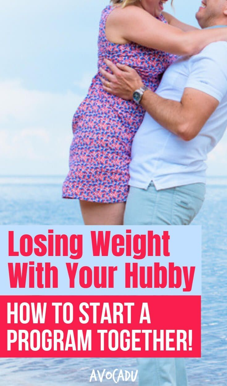 Losing Weight with a Partner – How to Start a Program