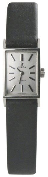 Omega 511.357 Stainless Steel Vintage 1970 15.5mm Watch