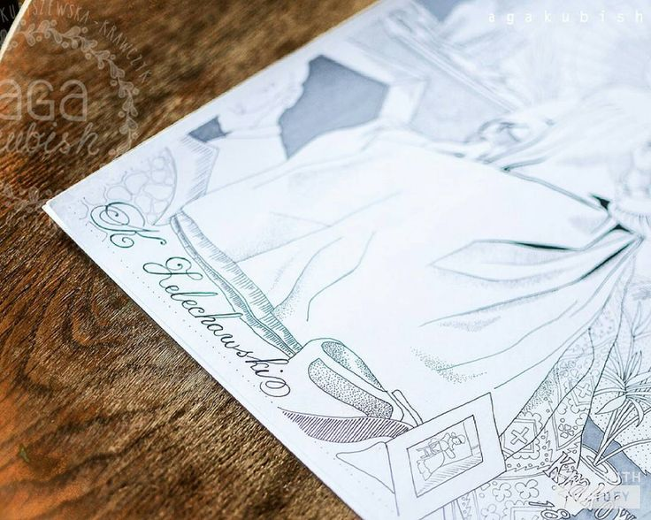 """Detal z zeszytu do kolorowania """"W pracowni Olgi"""". O pracy nad """"Olgą"""" możecie poczytać na moim blogu na agakubish.pl :) #boznanska #agakubish #illustration #ilustracja #graphics #grafika #ink #rycina #engraving #madeinpoland #design #kolorowankidladorosłych #coloringbook #postery #rysunek #sketch #doodles #art #photogtaphy #photo #nikon"""