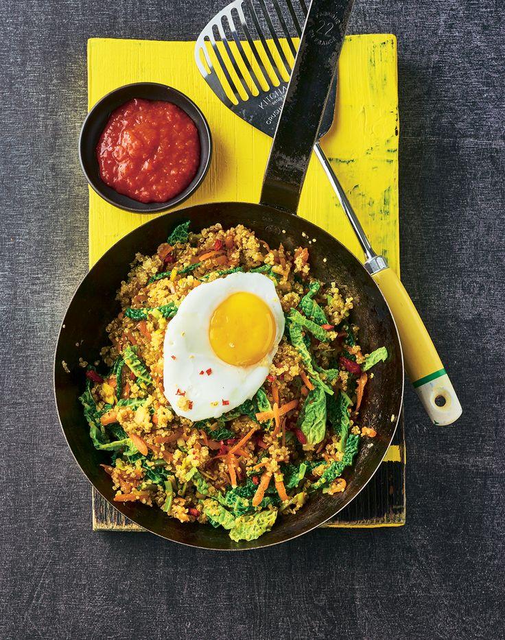 58 besten rezepte vegetarisch bilder auf pinterest veganer vegetarische rezepte und ayurveda. Black Bedroom Furniture Sets. Home Design Ideas