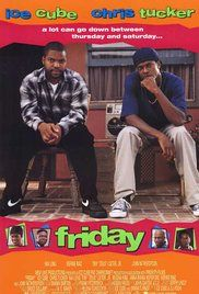 Watched it on 12.17.16 for possibly the 10th time. Can't believe this came out in 1995. Still a funny movie. By Felicia!