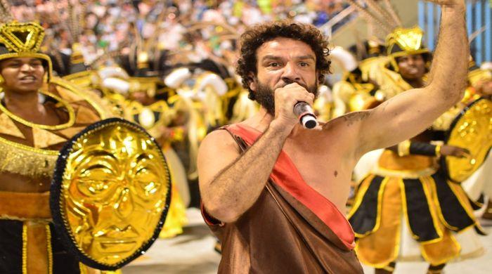 Zé Paulo renova com a Viradouro. Ele foi o grande vencedor do prêmio Estrela do Carnaval como melhor intérprete da Série A