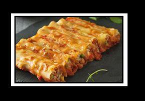 Εύκολη και νόστιμη Συνταγή: Κανελόνια με κοτόπουλο!