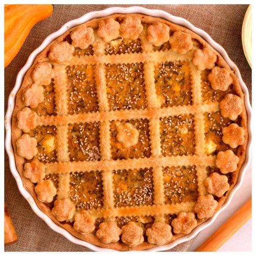 Πίτα με γλυκιά κολοκύθα — Paxxi
