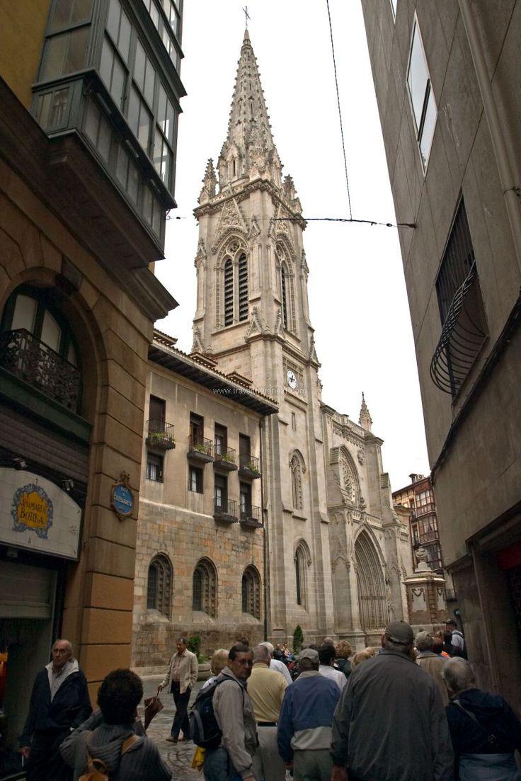 Things to do in Bilbao Spain - Catedral de Santiago  #spain #travel #europe #sansebastian #beach