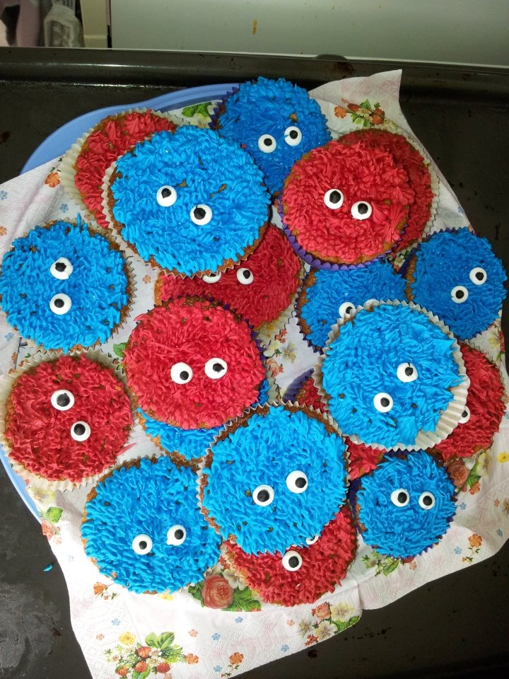 Monster Cookies - via http://bit.ly/epinner