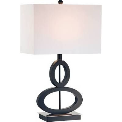 wrought iron bedside table lamps for sale