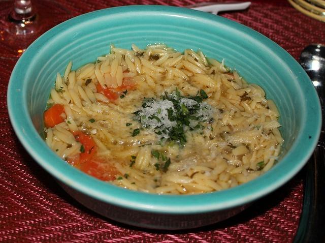 Lemon orzo, Orzo soup and Orzo on Pinterest