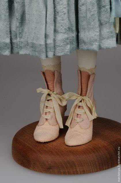 Коллекционные куклы ручной работы. Ярмарка Мастеров - ручная работа Авторская кукла Полина. Handmade.