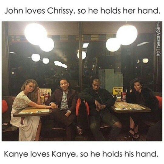 Kanye being Kanye