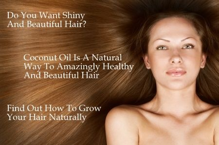 Do you want to know how to get shiny hair naturally at home? Take a look at the amazing health benefits of coconut oil. Coconut oil is a highly sought after remedies which can provide you with the silkiest, shiny and healthy hair much better than any commercial product can do.