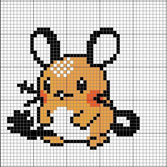 1000+ ideas about Pixel Art Pokemon - 90.9KB