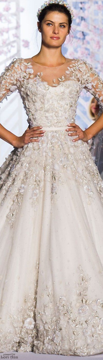 Ralph Russo Couture Spring 2016