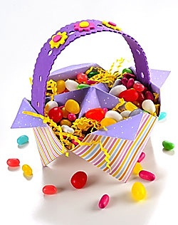 May Day Basket on #Craft n' things website
