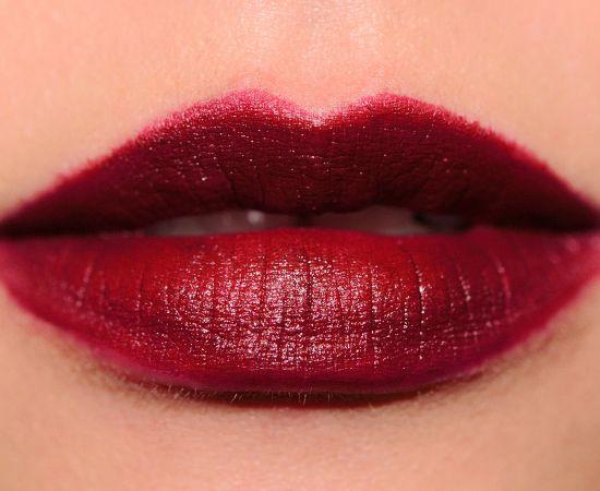 Tom Ford Black Dahlia (10) Lip Color Matte