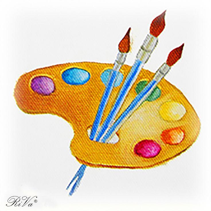 Una bella tavolozza con tanti colori per cimentarsi nella pittura. @rosalucebooks