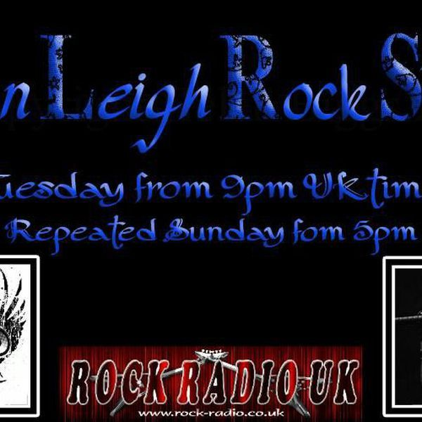 """Check out """"Dan Leigh Rock Show Ep1"""" by ROCK RADIO UK on Mixcloud"""