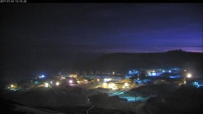Go to webcam McMurdo Station: Station, Observation Hill in Antarctica / Antarctica / McMurdo Station