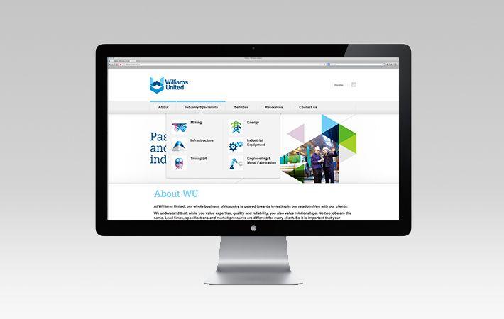 Williams United website