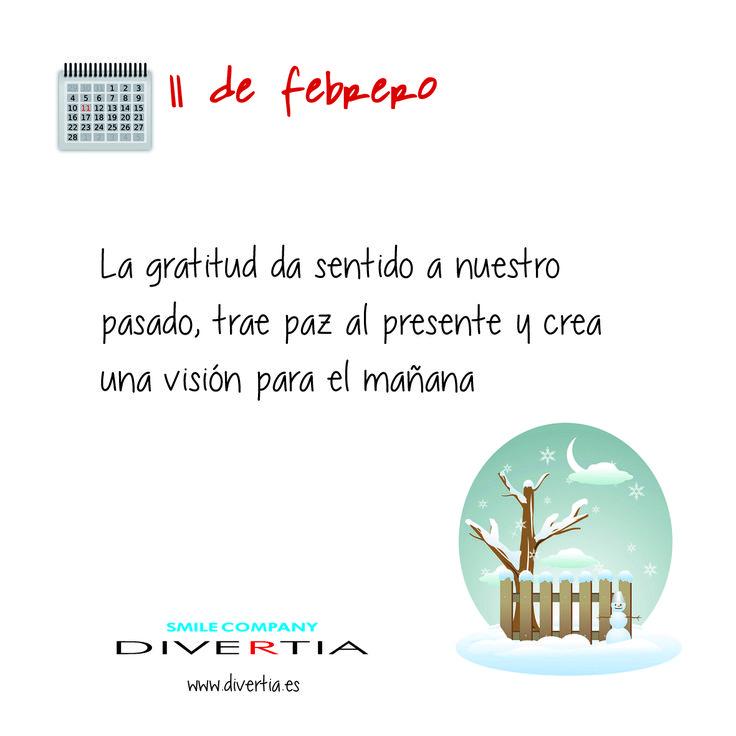 #gratitud