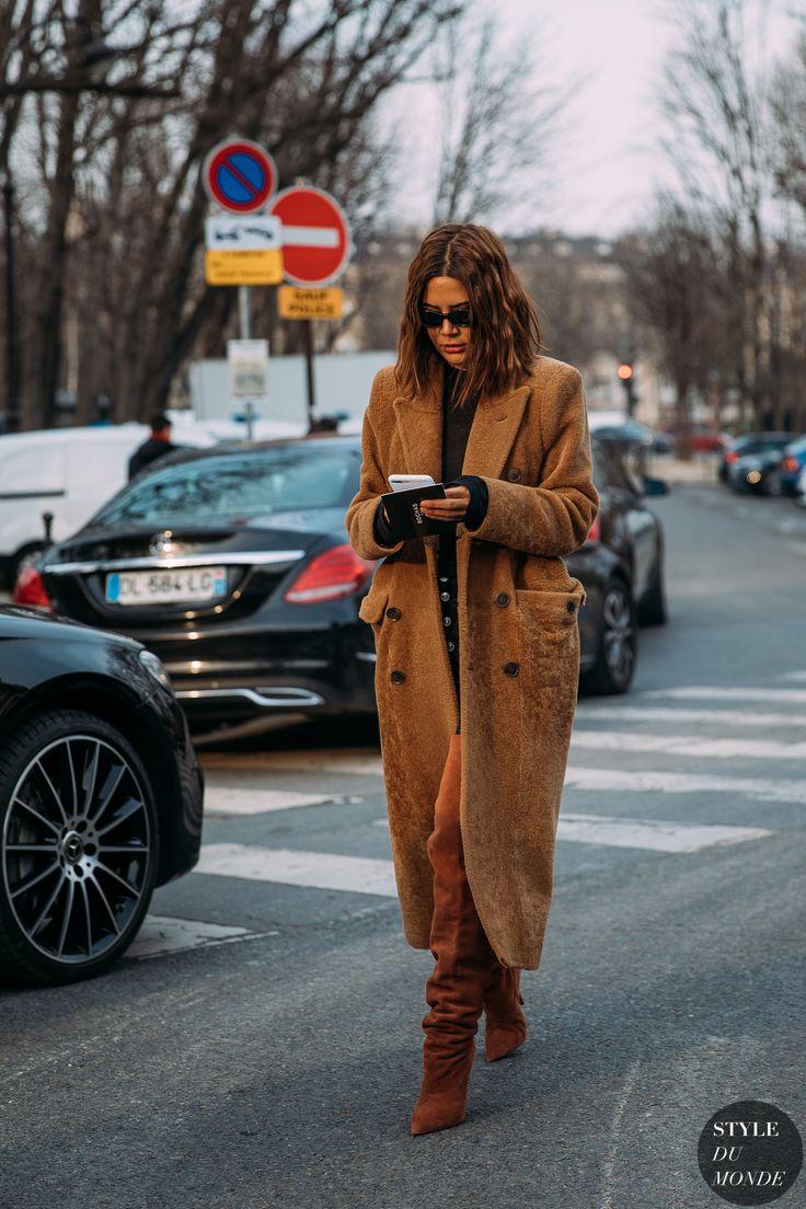 Paris FW 2018 Street Style: Christine Centenera