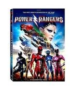 Sabans Power Rangers DVD 2017 Brand New - $14.50