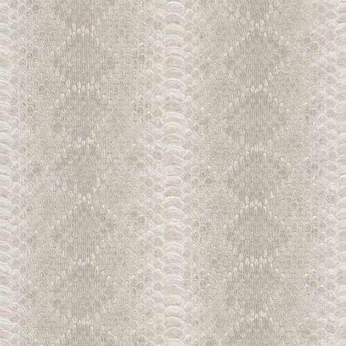 Fräck tapet med mönster av ormskinn från kollektionen Fashion 473827. Klicka för att se fler inspirerande tapeter för ditt hem!