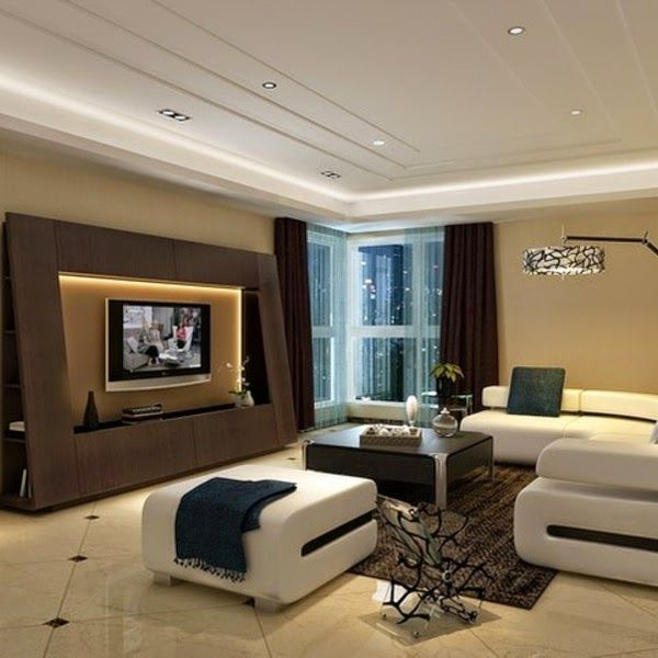 Best 25 modern tv wall ideas on pinterest tv walls tv Living room cupboards designs
