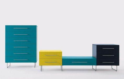 CAPPELLINI - Plan cabinets by Jasper Morrison