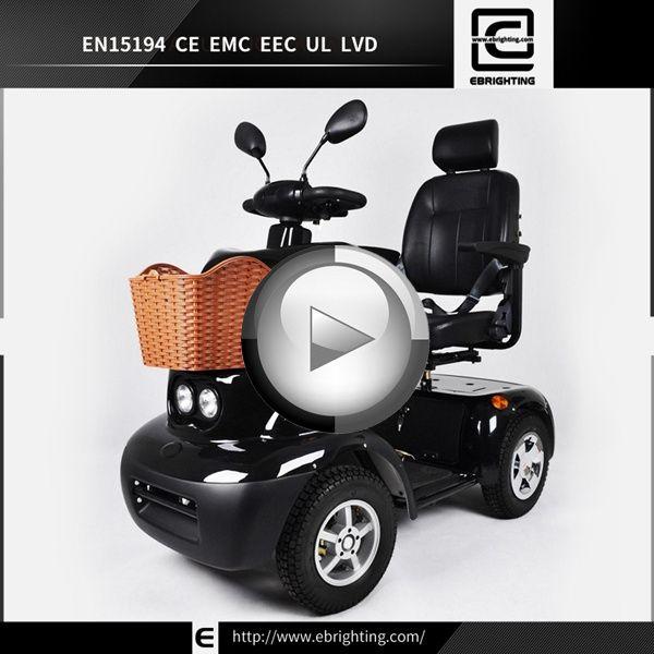Электрический скутер электрический двойной сиденье BRI-S04 сучжоу орел электрическая автомобиль гольф