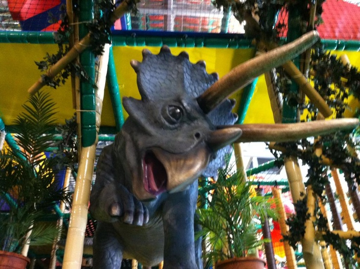 Triassic Fun Park - Dinosaur Playcentre (Canning Vale)