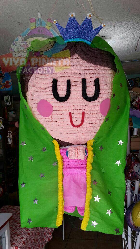 #Piñata #Virgen #Distroller  #TeamPiñata  también contamos con paquetes de juguetes piñateros  y de dulces