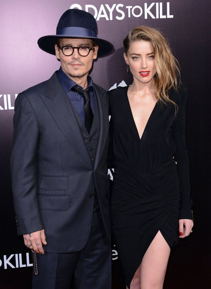 Johnny Depp Divorce: Fighting Constantly With Wife Amber Heard – Amber Banned From Pirates Of The Caribbean Set