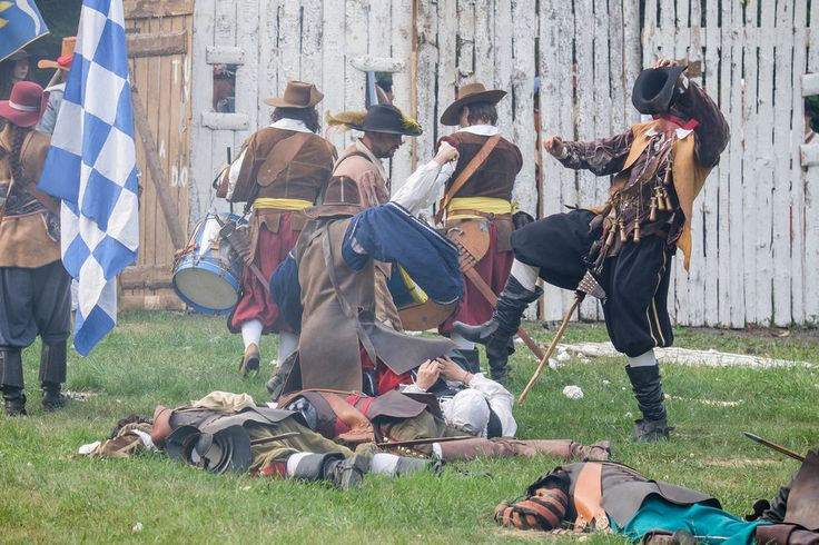 Recreation of the operation from the 30 Years War, when the Swedish army attacked Southern Moravia (then part of the Austro-Hungarian empire) and besieged Brno as the last fortress on the way to Vienna. The Swedes have been stopped at Spielberk Castle, but before they have done heavy damage to the surrounding towns in search for supplies. One of them was the town of Veverská Bítýška, which was attacked after the unsucessful siege of the heavily fortified Veveří Castle. Although the town…