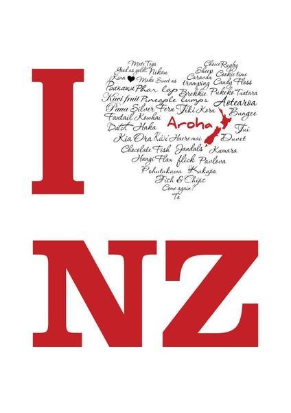 New Zealand ...
