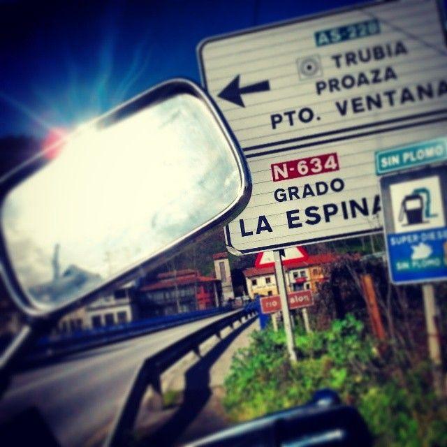 moteando por asturias #asturias #asturies