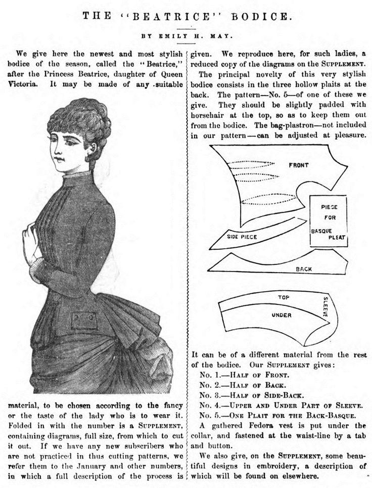 Peterson's Magazine 1885