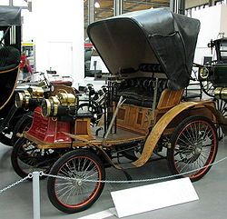 Benz Patent-Motorwagen Ideal (1901)