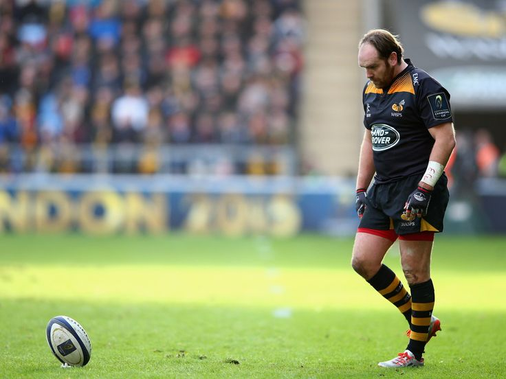 Andy Goode Photos: Wasps v Leinster Rugby - European Rugby Champions Cup