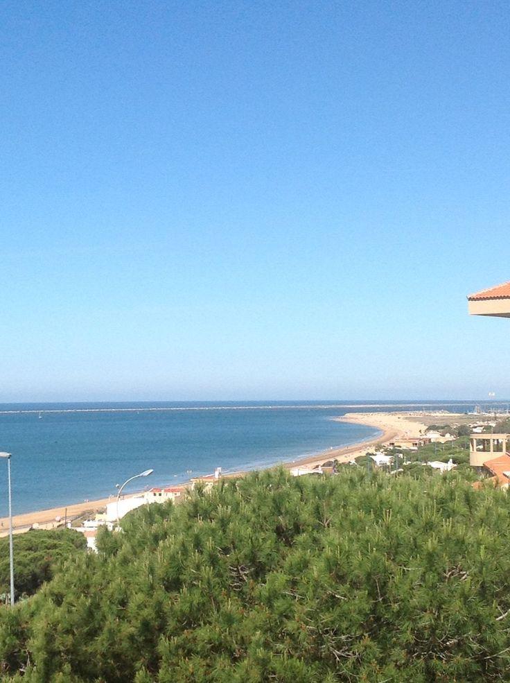 Mazagón (Moguer-Palos de la Frontera, Huelva): Días de descanso