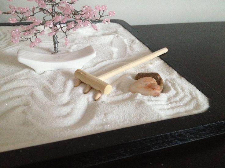 Mini Zen Garden Rake