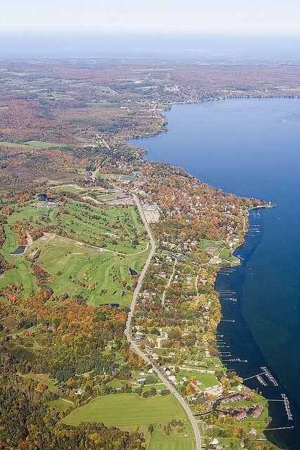 Chautauqua Lake & Lake Erie