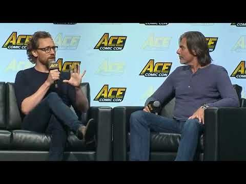 ACE Comic Con Join the God of Mischief, Tom Hiddleston